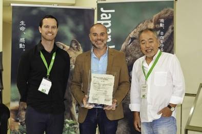 WilMed recibe un premio en el Festival de Naturaleza de Japón