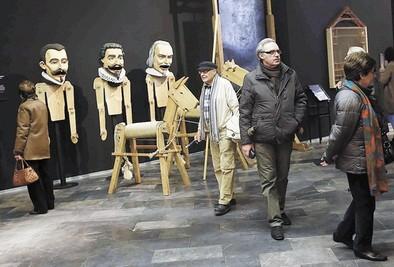 El museo del Quijote suma casi 3.000 visitas en marzo