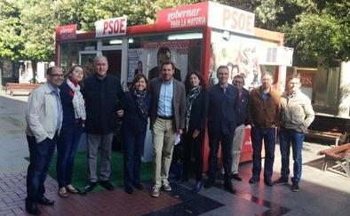 El PSOE llega al 24-M con