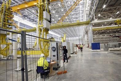 La Junta da el visto bueno para la nueva ampliación de Airbus