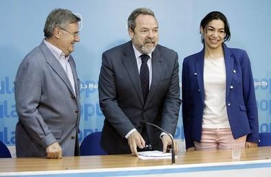 Alonso será «la mano derecha» de Labrador y Conde el simbólico 25