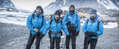 Carlos Soria logra salir del Annapurna y ya se encuentra en Katmandú