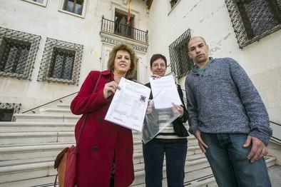 Podemos registra la lista para las Cortes para «acabar con las mayorías absolutas»