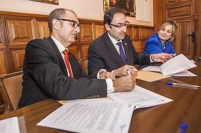 El Ayuntamiento e 'Iberaval' renuevan su acuerdo para financiar a pymes