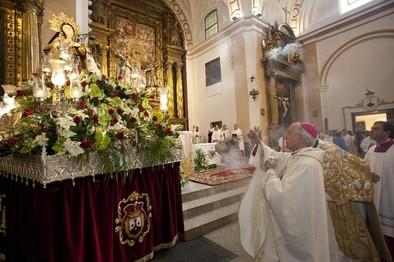 El mensaje del Papa Francisco protagoniza la fiesta del Centenario