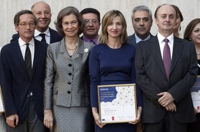 La Junta y 'Santa María la Real' reciben los premios 'Europa Nostra'