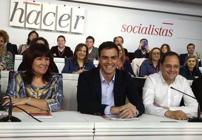 Pedro Sánchez reivindica que un PSOE unido puede ganar y gobernar