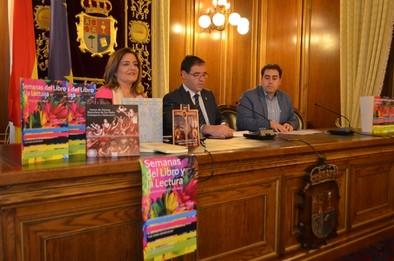 Más de 50 escritores participarán en las Semanas del Libro y la Lectura