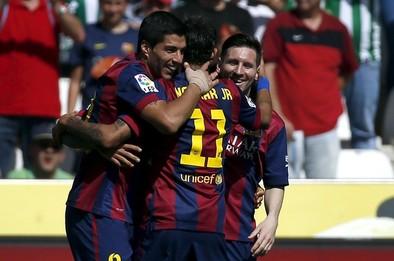 El Barça humilla al Córdoba