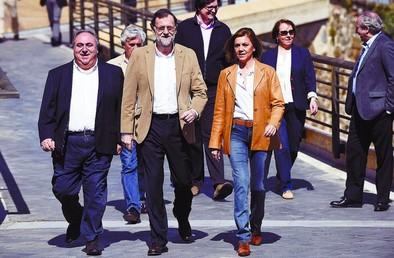Rajoy define al PP como un partido que no es «esclavo de las modas»