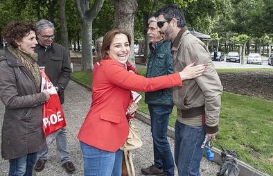 Andrés ve «desafortunada» la elección de 'Jardinillos' para el paseo de Herrera