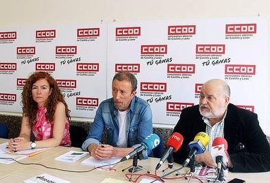 CCOO pide el reconocimiento para los autónomos dependientes