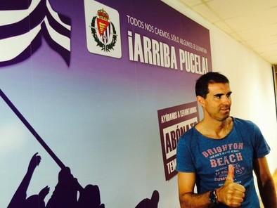 El Real Valladolid confirma a Garitano