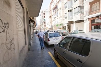 Dos detenidos tras robar en una frutería situada  en la calle Carretas