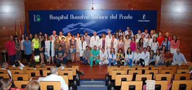 El Área Sanitaria de Talavera formará a 17 nuevos profesionales