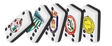 El efecto dominó pone en riesgo el fútbol abulense