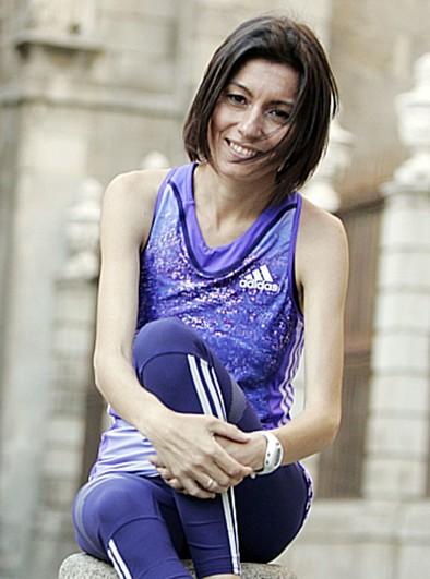 Vanessa Veiga se opera hoy de su tendón de Aquiles