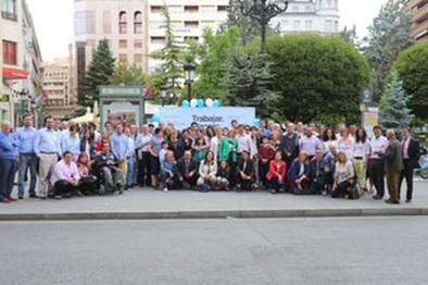 La campaña del PP llegó a 400 calles de la capital