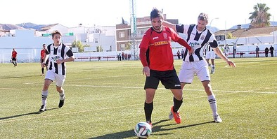 El Deportivo Palencia inicia el play-off de ascenso a Segunda B en Almería