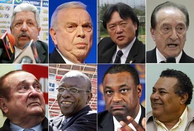 Detienen en Zúrich a siete miembros de la FIFA acusados de corrupción