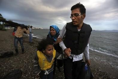 Bruselas pide a España que acoja a 5.800 refugiados durante dos años