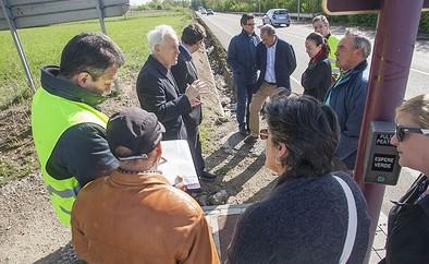 'Hormigones Sierra' ejecutará la travesía entre la capital yVillalobón