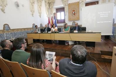 Toledo, escritorio de Santa Teresa