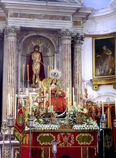 Sagrario, una devoción en Cádiz