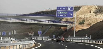 La autopista Madrid-Toledo cierra abril con un desplome del 29%