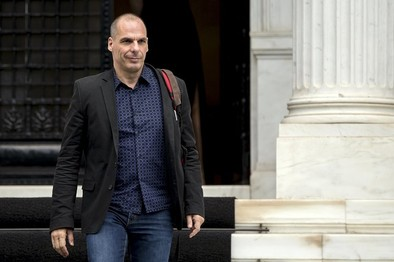 Varoufakis dimite por sorpresa