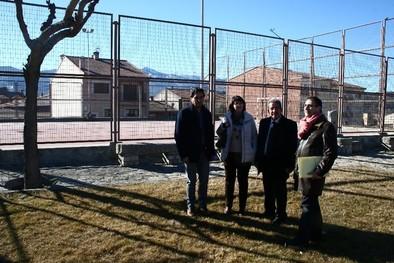 La Junta impulsa el futuro centro de salud de Burgohondo con la primera visita técnica