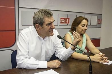 El PSOE califica de «disparate» la 'Ley Mordaza' y el Código Penal