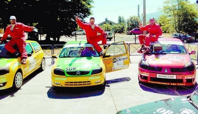 Dos podiums y un quinto puesto de pilotos abulenses en la Subida a Leitariegos