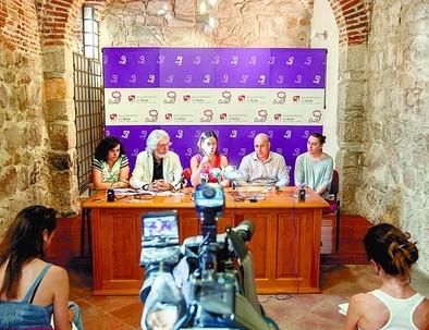 Seis compañías de España y Argentina concursan en Artescena