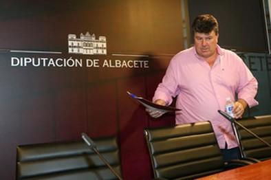 Antonio Serrano será el portavoz del grupo del PP en la Diputación