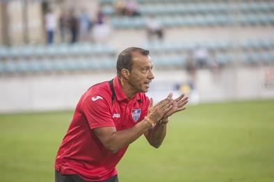 Santi Sedano, nuevo entrenador del Deportivo