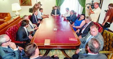 El equipo de gobierno de Sánchez Cabrera contará con tres Vicepresidencias