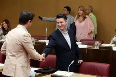 La dirección nacional de Ciudadanos expulsó a su concejal Pedro Soriano