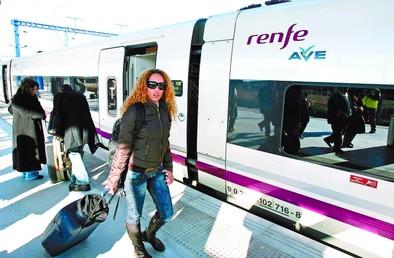 Casi 15 millones de viajeros eligen el tren durante el primer semestre