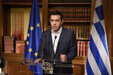 El doble juego de Tsipras