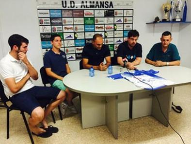 Castellanos será el entrenador del Almansa tras la salida de Risueño