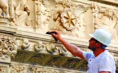 Se completa la primera fase de monitorización de la Catedral