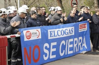 La plantilla de Elcogas insta a Industria a explicar la 'solución transitoria'