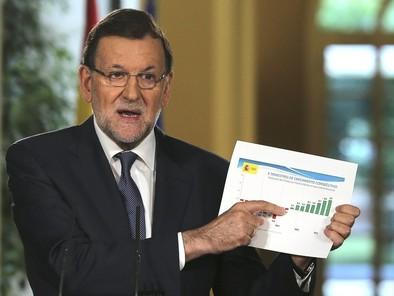 Rajoy asevera que la recuperación es innegable y gana fuerza cada día