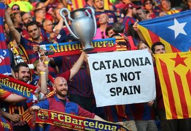 El Barça no recurrirá la multa de la UEFA por las 'esteladas' de Berlín