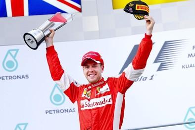 Vettel se estrena con Ferrari