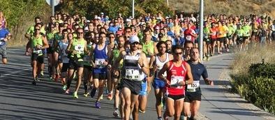 Un calendario agotador para los 'runners' abulenses