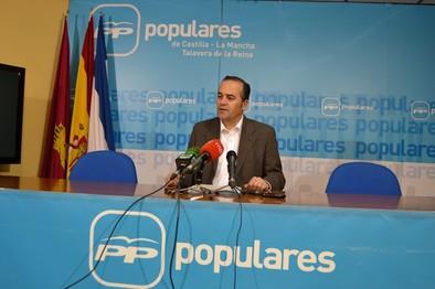 Gregorio: «Los socialistas se dedican a reventar proyectos»