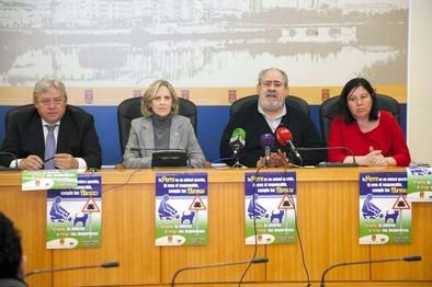 Consistorio y vecinos promoverán la tenencia responsable de mascotas