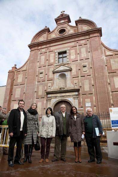 Corrochano garantiza que la gestión del Alfar será pública si gana la Alcaldía